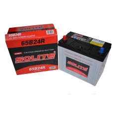 Аккумуляторная батарея 6СТ-50 п.п.SOLITE тонк.кл. (65B24R)