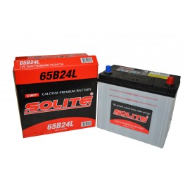 Аккумулятор SOLITE 6СТ-50, о.п.  тонк.кл. (65B24L)
