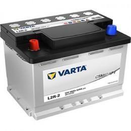 Аккумулятор Varta Стандарт 6СТ-60.1 (560 310 052)