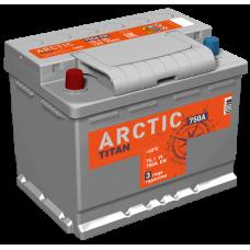 Аккумулятор TITAN ARCTIC 6СТ-75.1 VL п.п.  (730А)