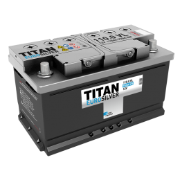 Аккумулятор TITAN EUROSILVER 6СТ-110.0 VL о.п. (930А)