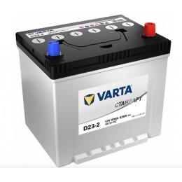 Аккумулятор Varta Стандарт 6СТ-60.0 (560 301 052) яп.ст/бортик
