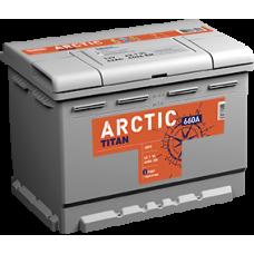 Аккумулятор TITAN ARCTIC 6СТ-62.0 VL о.п.  (630А)