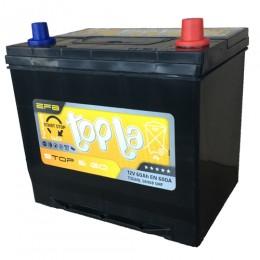 Аккумулятор Topla EFB STOP and GO 60 R+ D23