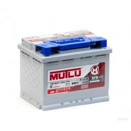 Аккумулятор 6СТ-60 АЗ о.п. MUTLU SFB низкая