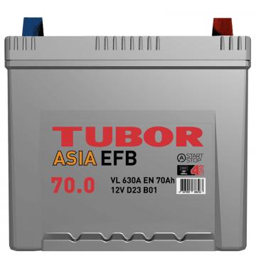 Аккумулятор TITAN ASIA EFB 6СТ-70.0 VL B01
