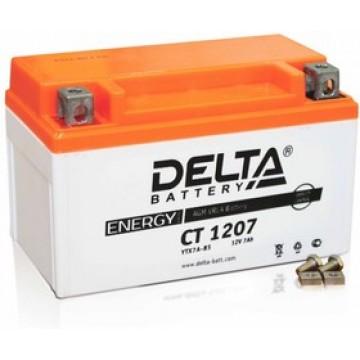 CT 1207 Delta Аккумулятор