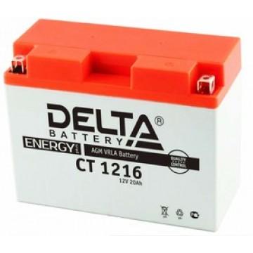 CT 1216 Delta Аккумулятор