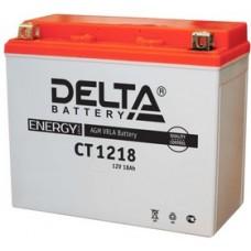 СT 1218 Delta Аккумулятор