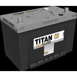 Аккумулятор TITAN ASIASILVER  6СТ-100.0 VL о.п.  (850А)