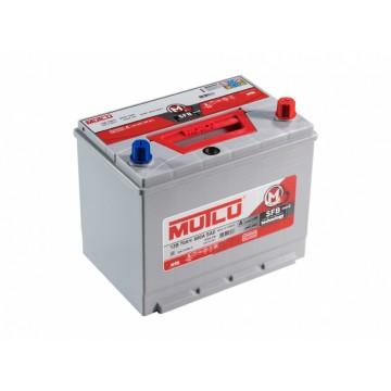 Аккумулятор Mutlu SFB M2 6СТ-70.0 (80D26FL) бортик