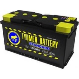 Аккумулятор Тюмень 6СТ-100