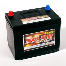 Аккумулятор SOLITE TAXI 80L, емкость 80 о.п.