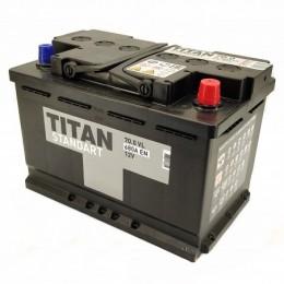 Аккумулятор TITAN STANDART 6СТ-70.0 VL о.п.  kamina